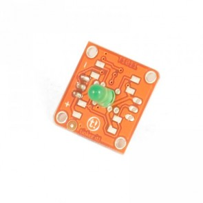 TinkerKit Green LED - 5mm
