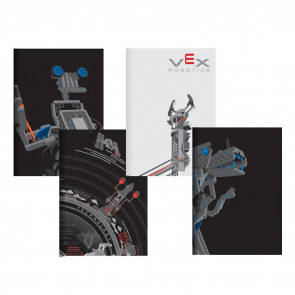 VEX STEM Posters (4-pack)