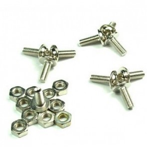 10 sets M3 * 8 mounting screws