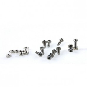 10 sets M3x10 screw low profile hex head cap screw