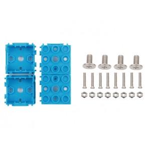 Grove - Wrapper 1*1 (4 PCS) (Blue)