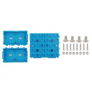 Grove - Wrapper 1*2 (4 PCS) (Blue)