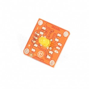 TinkerKit Yellow LED - 5mm