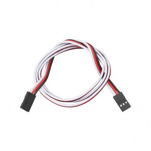 "Parallax 3-pin Signal-Power-Ground Cable Extensions (24"")"