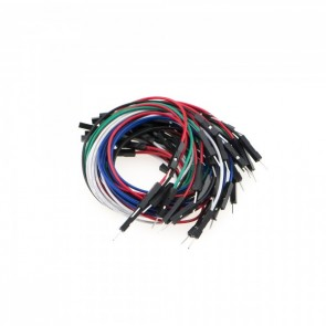 "Jumper Wires 7.8"" F/M (High Quality) (30 Pack)"