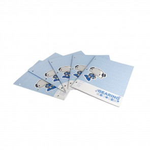 VEX IQ Engineering Notebook (5-pack)