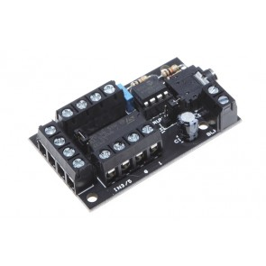 PICAXE-08 Motor Driver Board