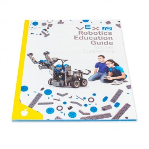 VEX IQ Robotics Education Guide Teacher Supplement