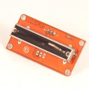 TinkerKit Linear Potentiometer
