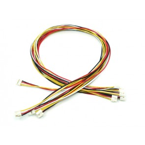 Grove - Universal 4 Pin 40cm Locking Cable (5 Pack)
