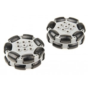 VEX IQ 200mm Travel Omni-Directional Wheel (2-pack)