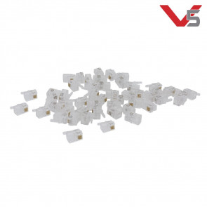 VEX V5 Smart Cable Connectors (50-pack)