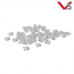 VEX V5 Smart Cable Connectors (50-pack)