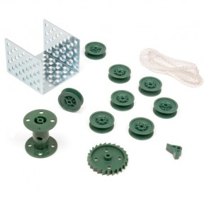 Winch and Pulley Kit Contents