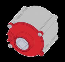 VEX V5 Motor 36:1 Cartridge (100 RPM)