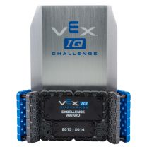 VEX IQ Challenge Qualifying Event Trophy Pack