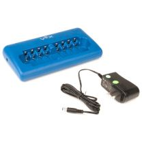 8-Bay AA/AAA Smart Battery Charger