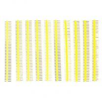 Yellow Pin Headers
