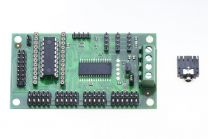 PICAXE 21 Channel Servo Controller