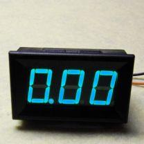 LED Current Meter 10A (Blue)