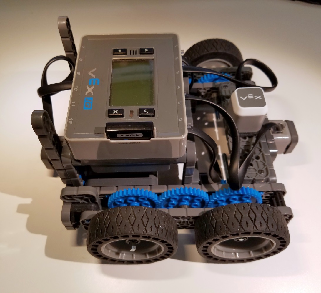 VEX IQ Hour of Code Robot